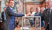 Macron eyes victory as France votes for new parliament