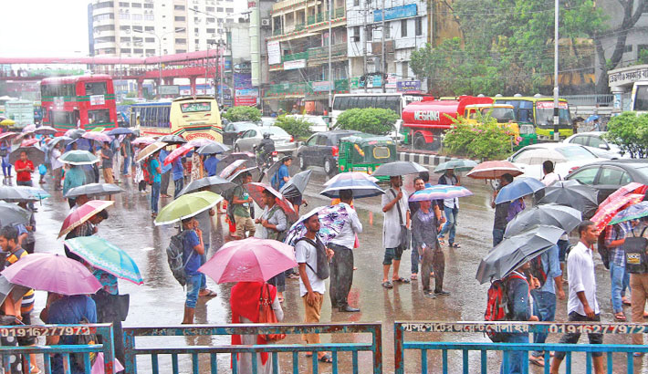 Sufferings multiply due to incessant rains