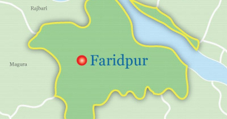 Two killed, 25 injured in Faridpur road accident