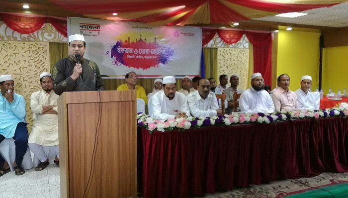 Bashundhara Cement, Tissue host iftar parties