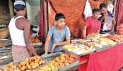 Roadside iftar items  pose health hazards