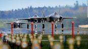 US F-35 fighter jets grounded over pilot oxygen supplies
