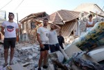 Earthquake shakes buildings in Greece and Turkey, 1 dead