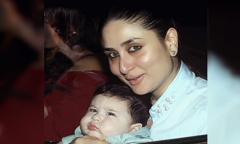 Taimur Ali Khan to go on his first international trip with mother Kareena Kapoor Khan