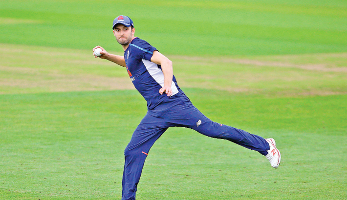 Wood relishes his England role