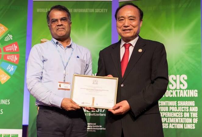 Bangladesh NGOs Network for Radio and Communication wins UN WSIS Prizes