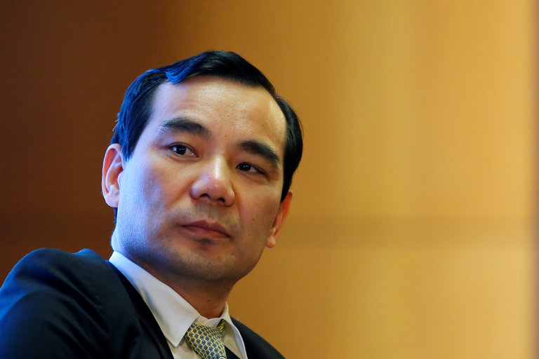 Wu Xiaohui steps aside as Anbang chairman