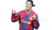 RONALDINHO TO MAKE BARCA RETURN