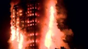 London fire: Six killed as Grenfell Tower engulfed (Video)