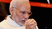 Indian PM Modi expresses shock at death in landslide