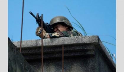 IS militants killing, enslaving civilians: Philippines