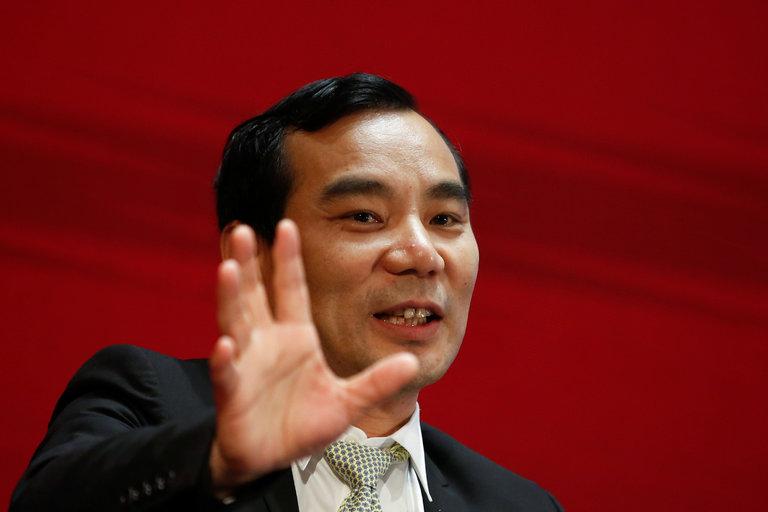 Wu Xiaohui: China 'detains' Anbang Insurance chairman