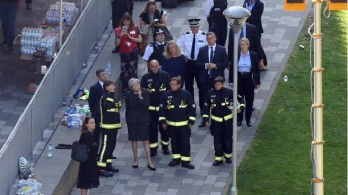 Death toll in London fire rises to 17
