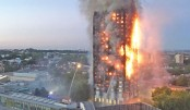 Night of horror in London as blaze traps tower dwellers