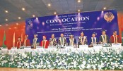 SAU 2nd convocation held, 185 students receive degrees