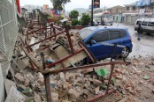 5 dead after strong quake hits Guatemala