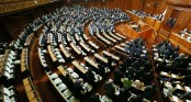 Japan passes controversial anti-terror conspiracy law