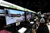 Video game play as spectator sport center-stage at E3