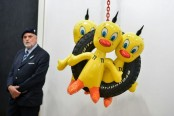 Art market eyes rebound as Basel fair kicks off