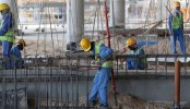 Qatar's migrant workers on Gulf crisis frontline
