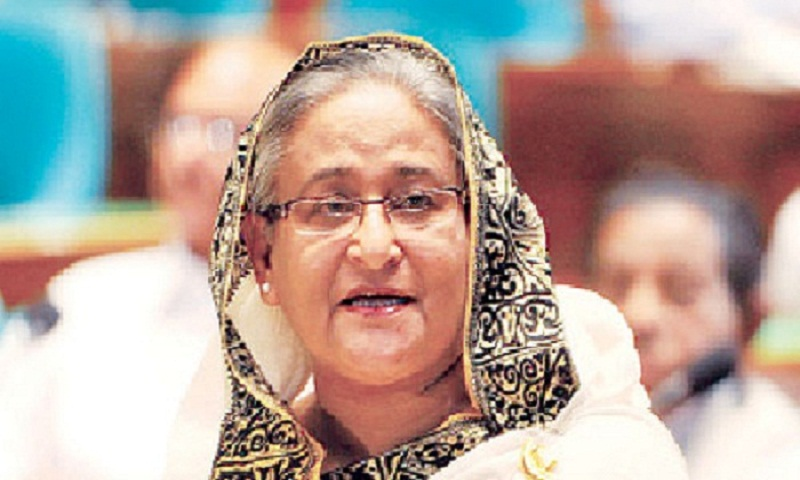 Join next polls, don't repeat mistake, Prime minister to BNP