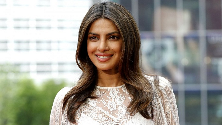 Priyanka Chopra reaches no. 1 on Top Actors Chart