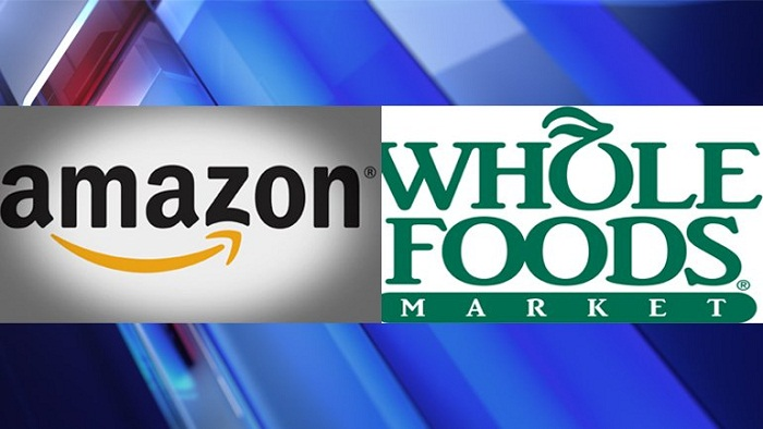 Wal-Mart, retailers hammered on Amazon-Whole Foods deal