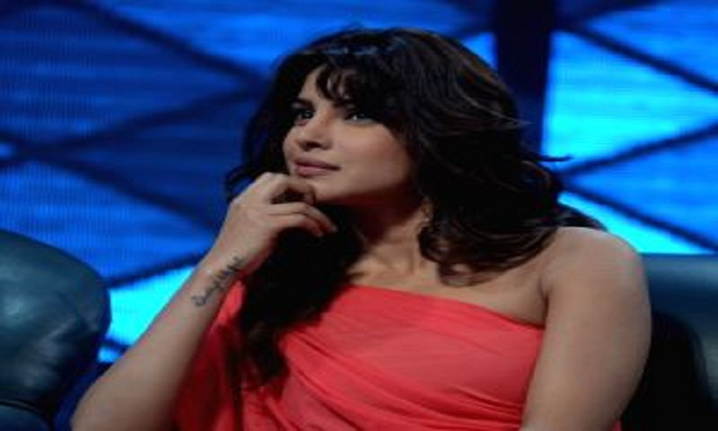 Priyanka Chopra apprehensive about new things