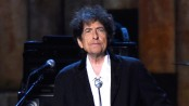 Dylan accused of lifting passages of Nobel lecture