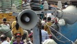 Noise pollution turns for the worse in city