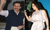 Saif Ali Khan, are you cool with Sara acting or not?