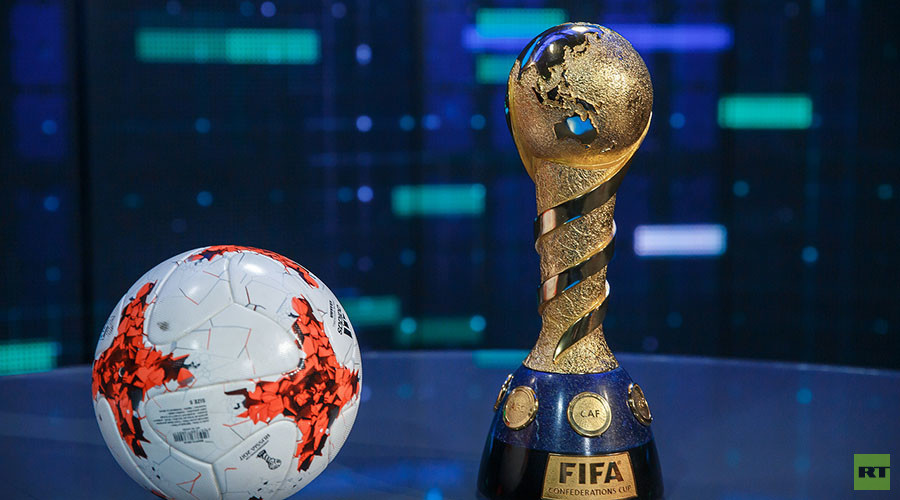 Russia set for World Cup stress test in Confederations Cup