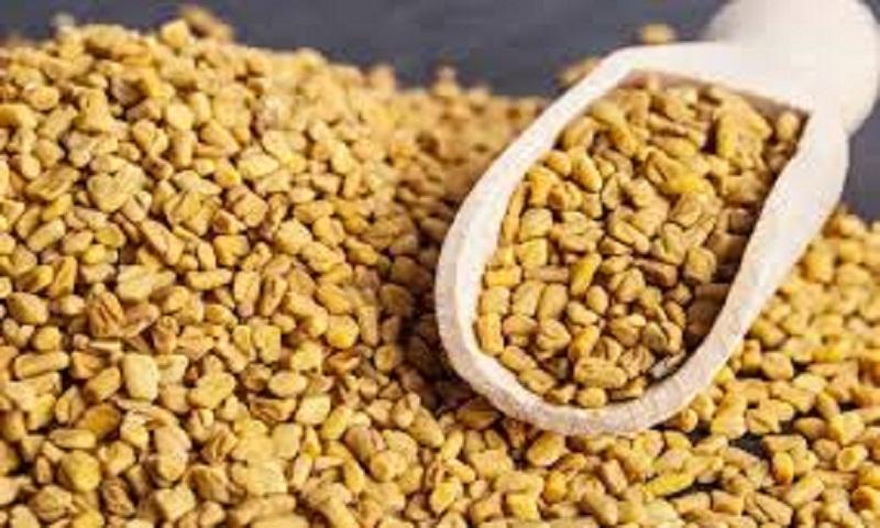 Get rid of dandruff with fenugreek seeds
