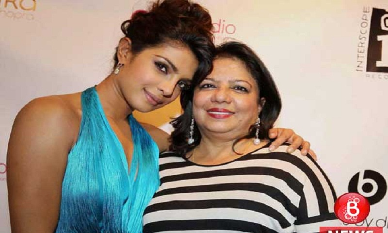 Priyanka Chopra writes special birthday message for her mum