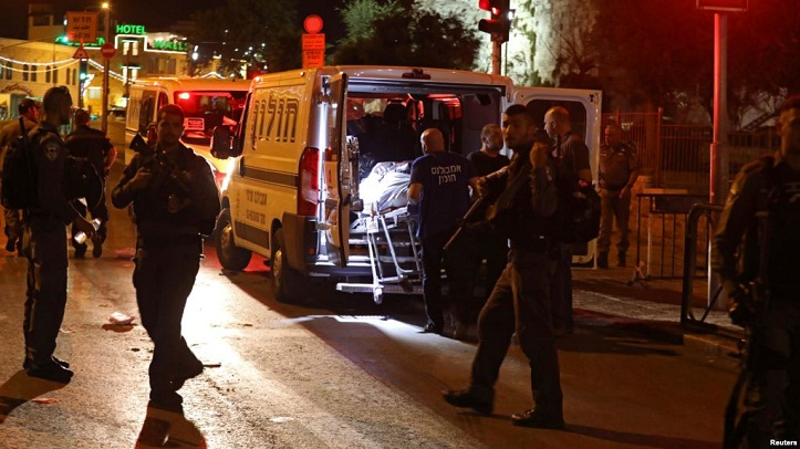 Palestinians dismiss IS claim of Israel policewoman killing