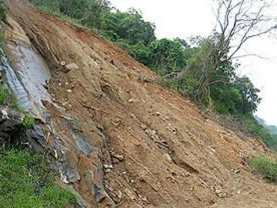 More landslide may occur at places over hilly regions