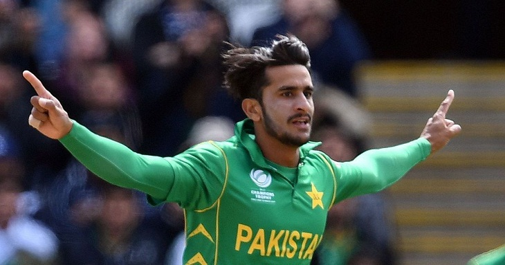 Pakistan's Hasan Ali living Champions Trophy 'dream'