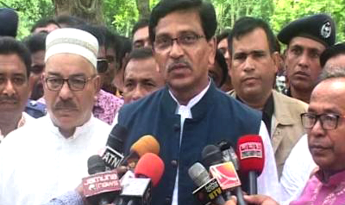 BNP bound to take part in next polls abiding by constitution: Hanif