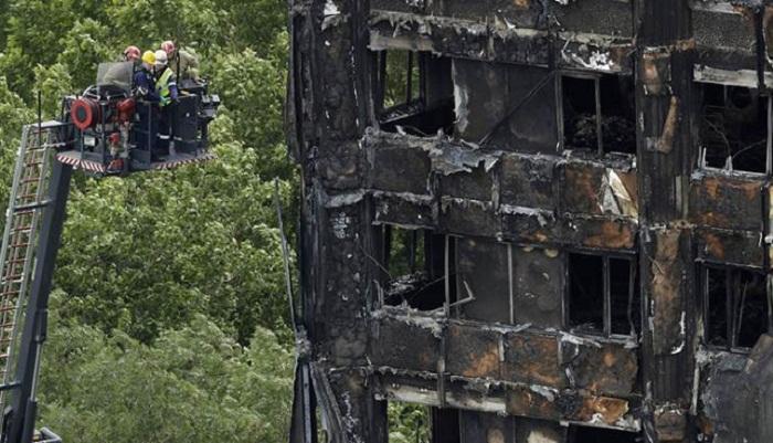 58 missing in London fire incident presumed dead