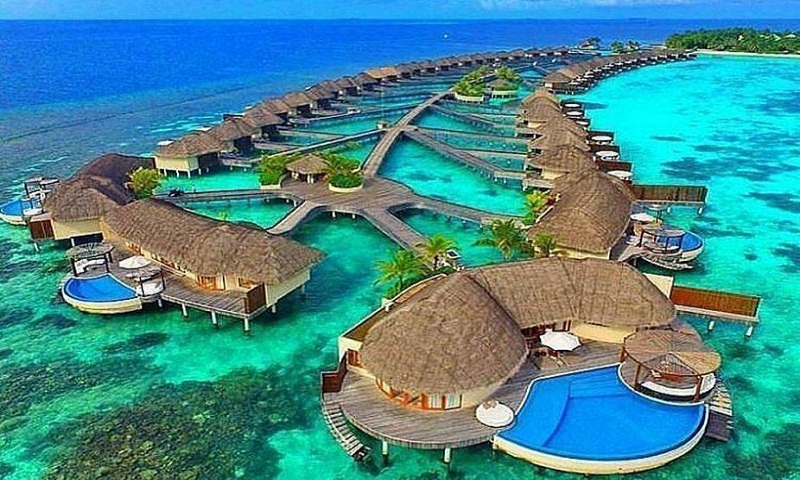 The magic called Maldives