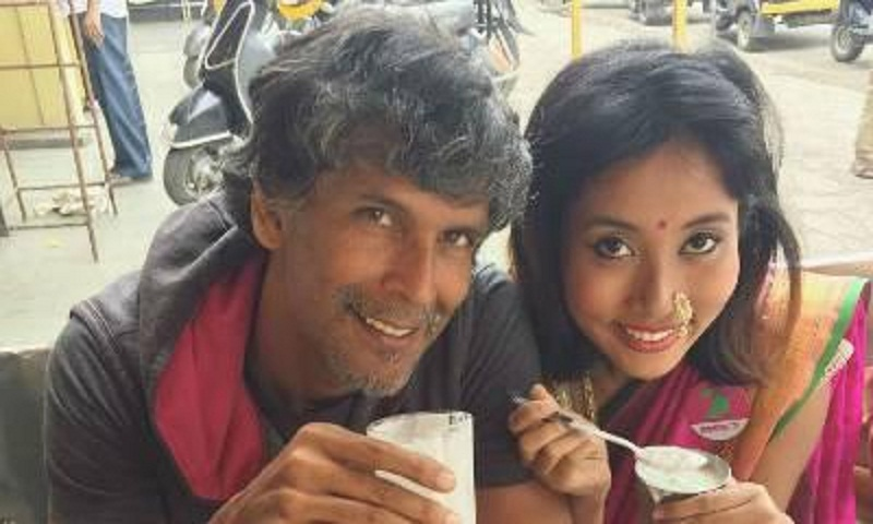 Milind Soman has got married again