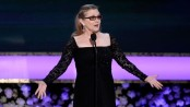 Carrie Fisher died from 'sleep apnea and other causes'