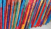 Sale at silk shops  rise in Rajshahi