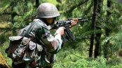 3 militants killed in Indian-controlled Kashmir gunfight