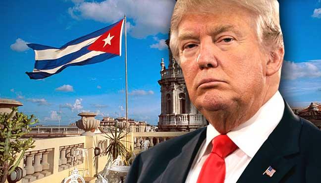 Trump revamps Obama-era Cuba deal, turns heat up on regime