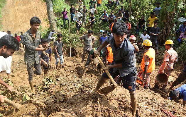 Two brothers killed in Khagrachhari fresh landslide