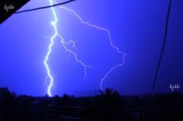Lightning kills one in Noakhali