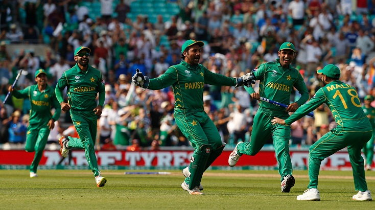 Pakistan's path to Champions Trophy glory