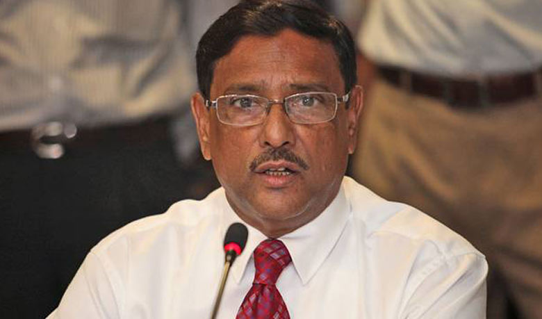 Action against attackers on Mirza Fakhrul's motorcade: Quader