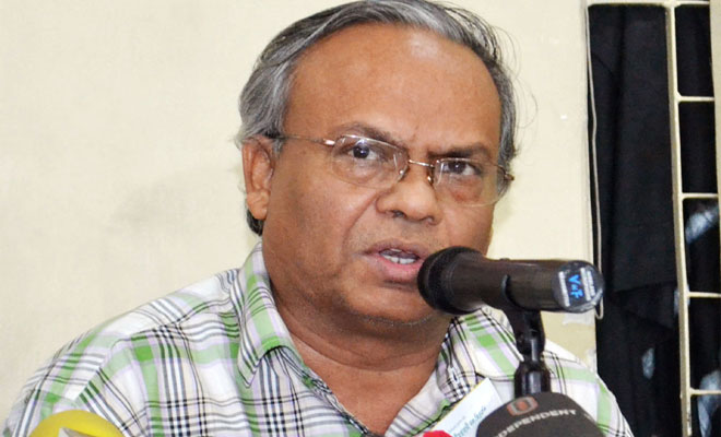 BNP's countrywide demonstrations Monday